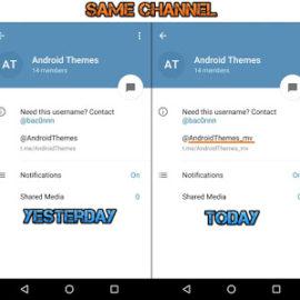¿Qué ocurre si Telegram necesita un alias que ya está en uso por otro usuario?