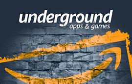 Amazon Underground – Porque lo gratuito no tiene por qué ser malo