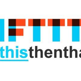 IFTTT – La navaja suiza de la comunicación por Internet